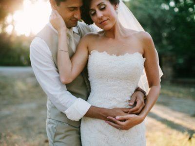 A Handmade Big Bear Wedding: Steve+Sarah