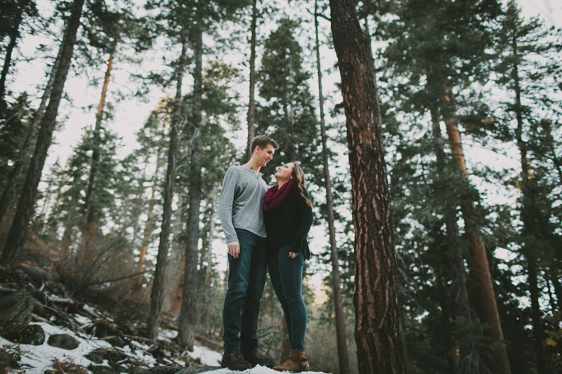 Big Bear Engagement