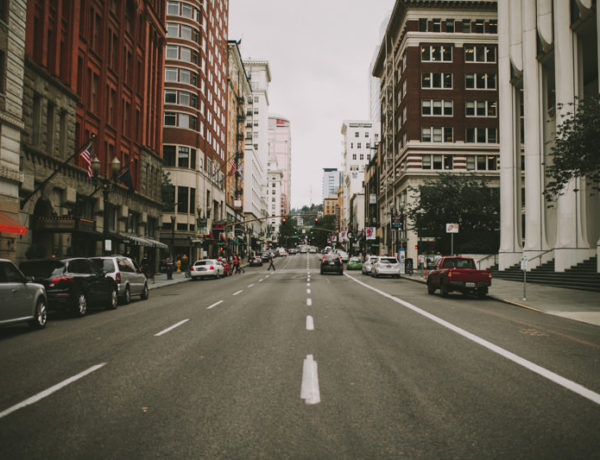 street view of portland