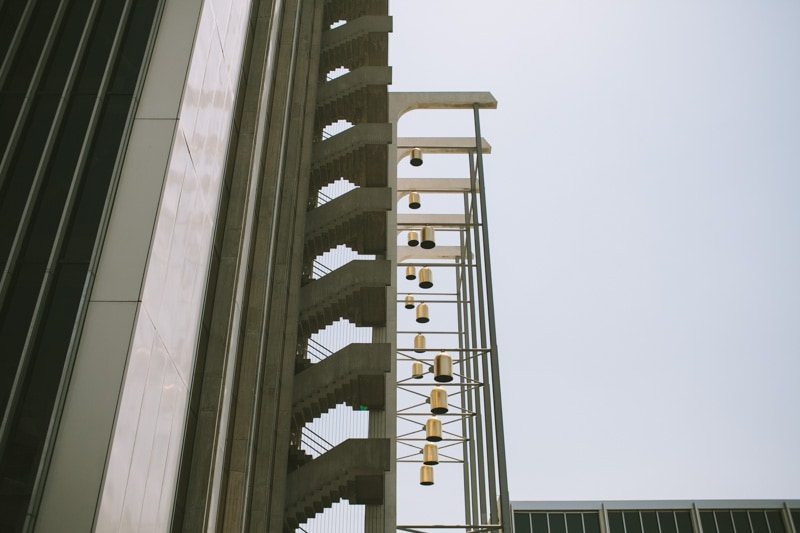 Christ Cathedral bells