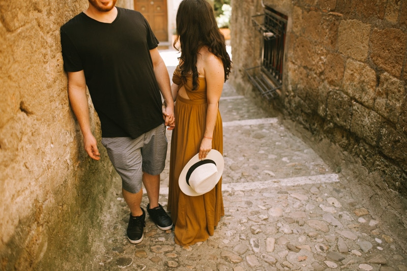 Calcata Italy