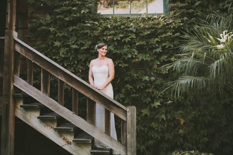 bohemian bride style