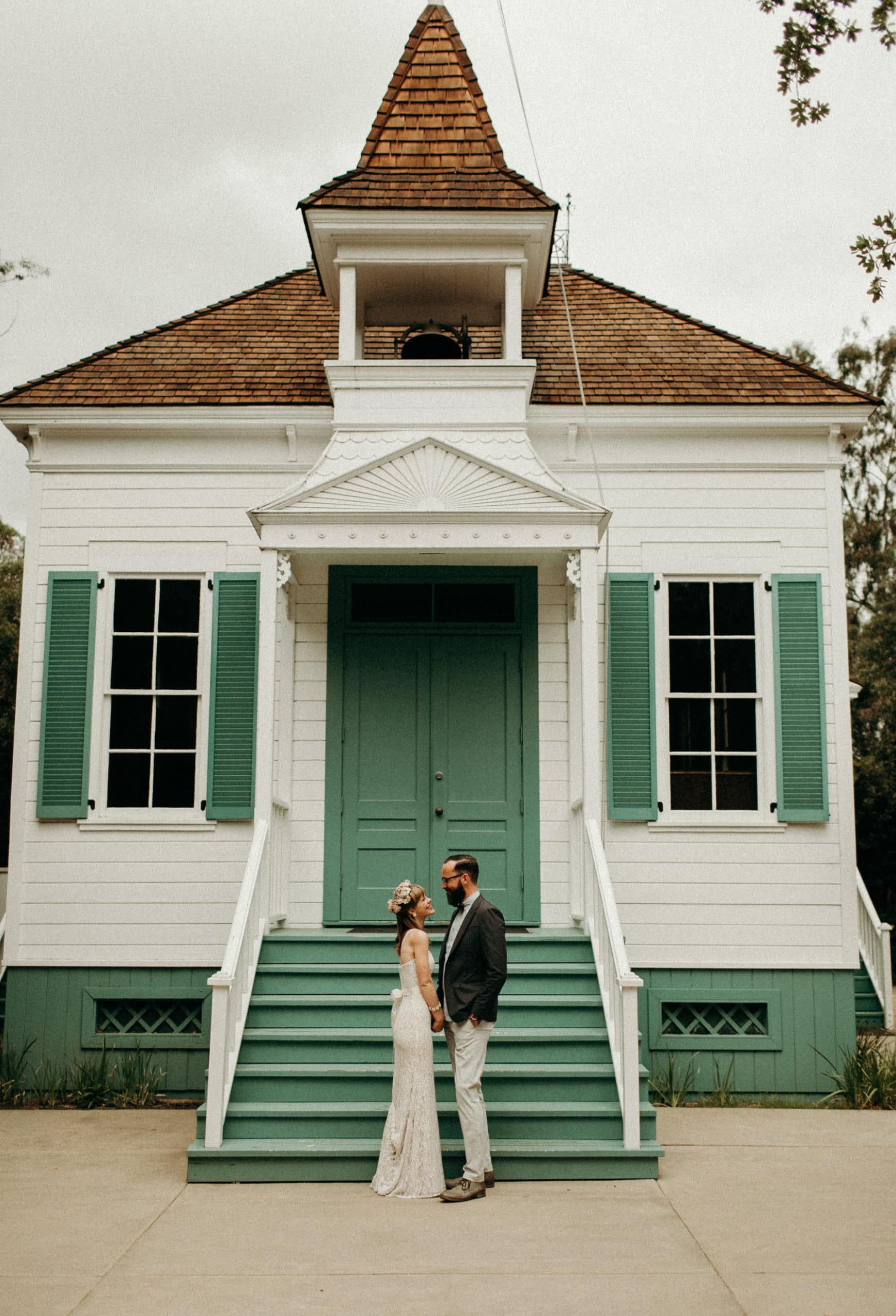 married at heritage hill historical park