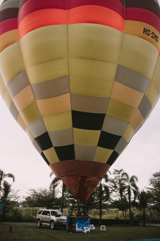 hot air balloon ride in chiang mai