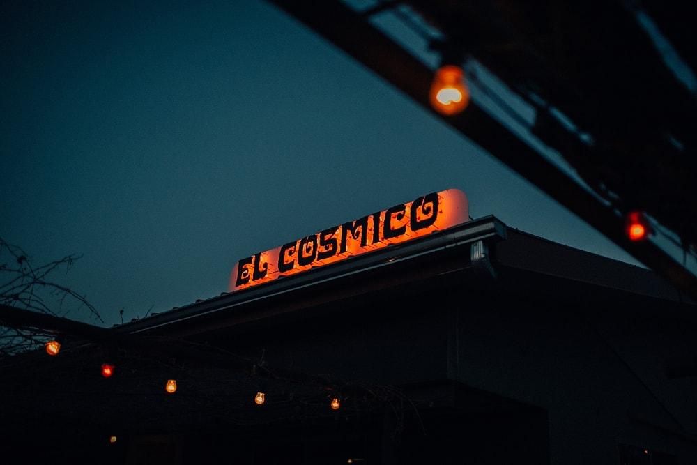 el cosmico sign