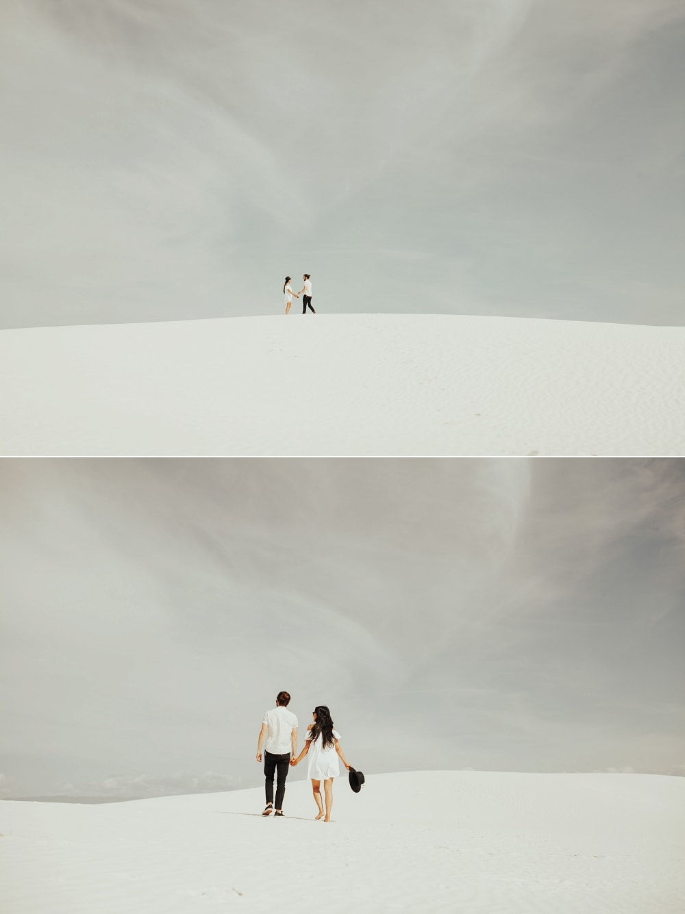 white sands national park engagement
