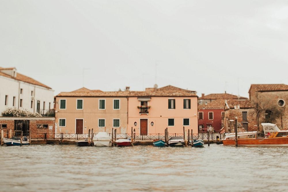 Islands off Venice // Murano + Burano