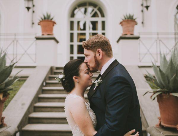 three day rome, italy wedding