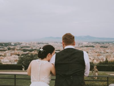 three day rome, italy wedding