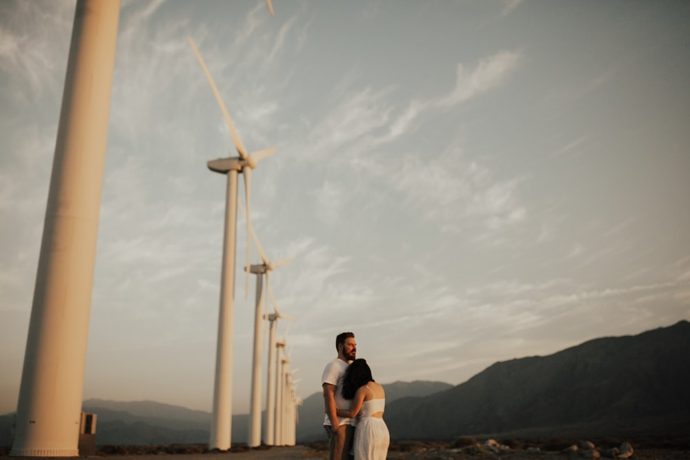 palm springs windmills session