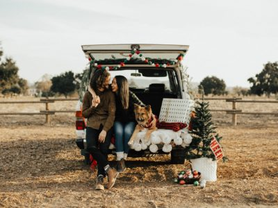 Our Christmas Card // Be of Good Cheer