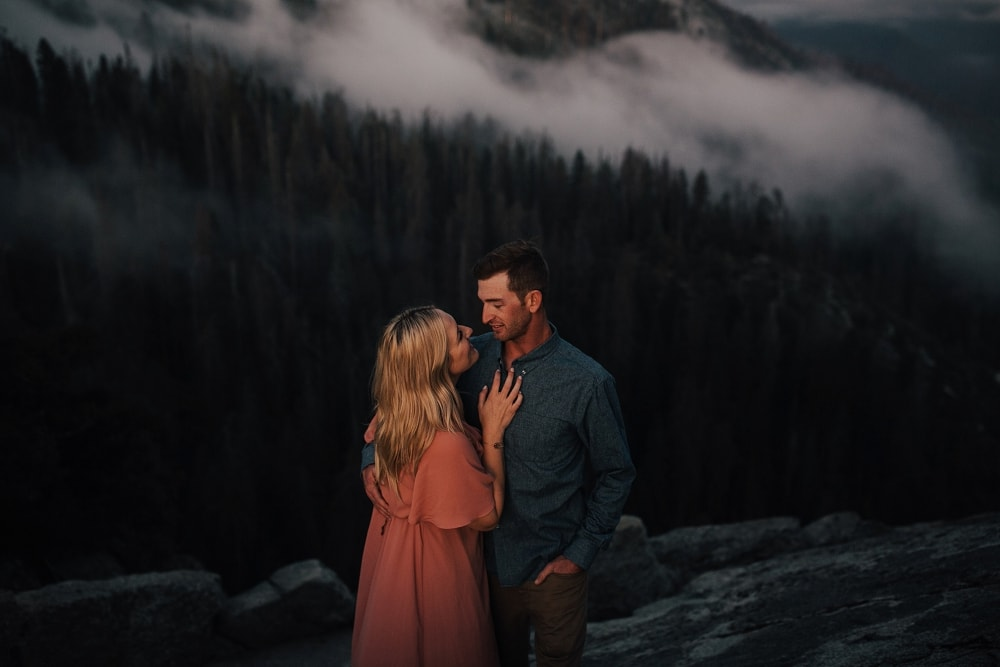 moro rock trail engagement