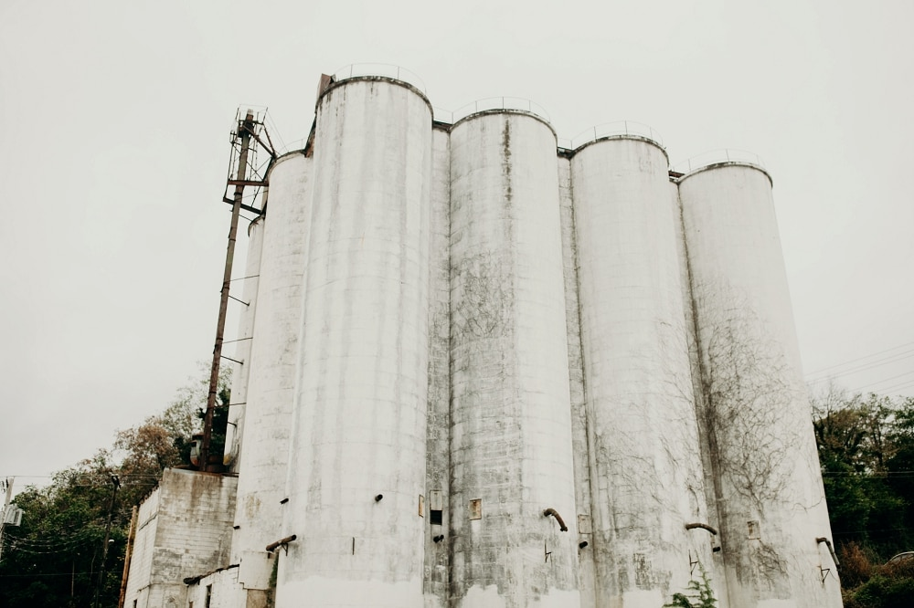 silo in lynchburg virginia