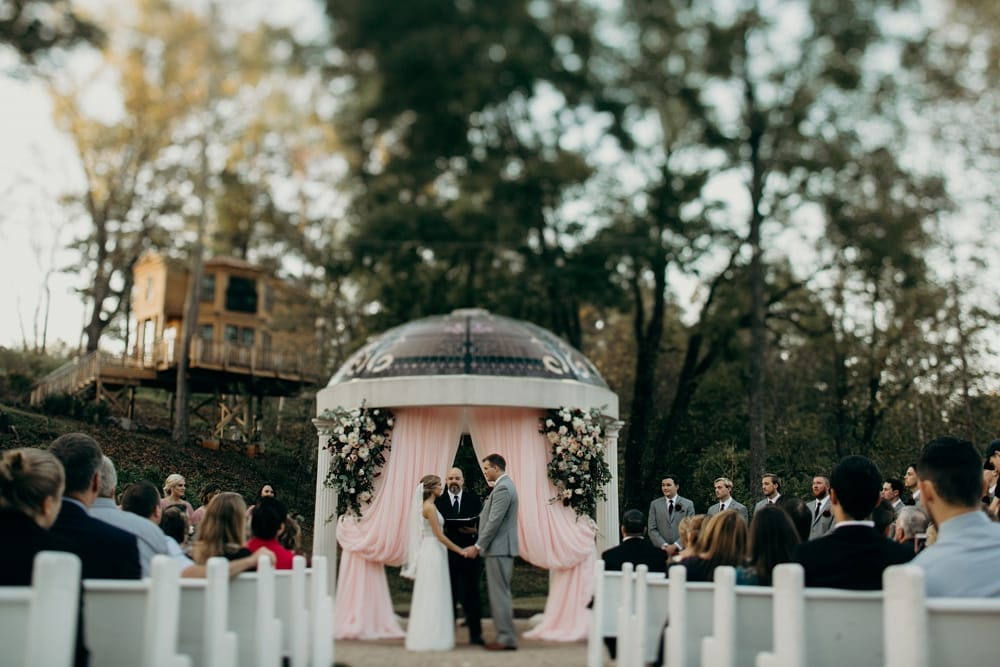 wedding at bella rose plantation