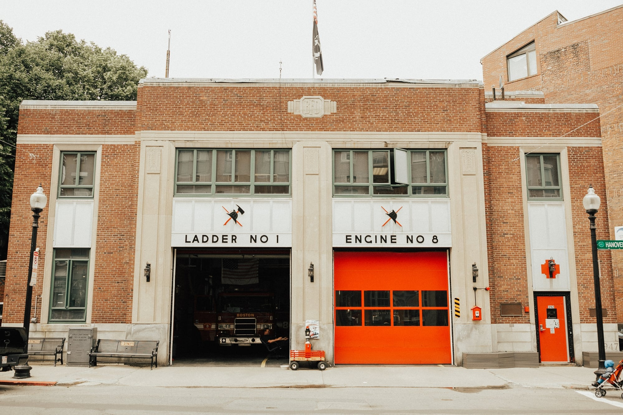 fire station north end boston
