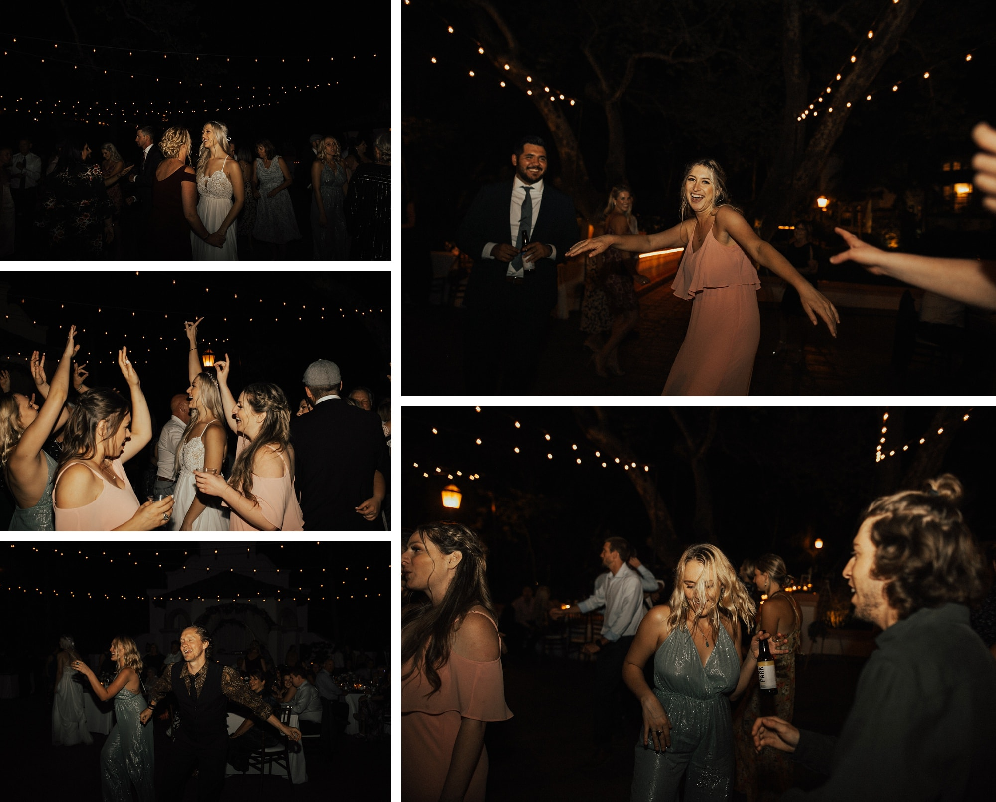 dancing photos at rancho las lomas