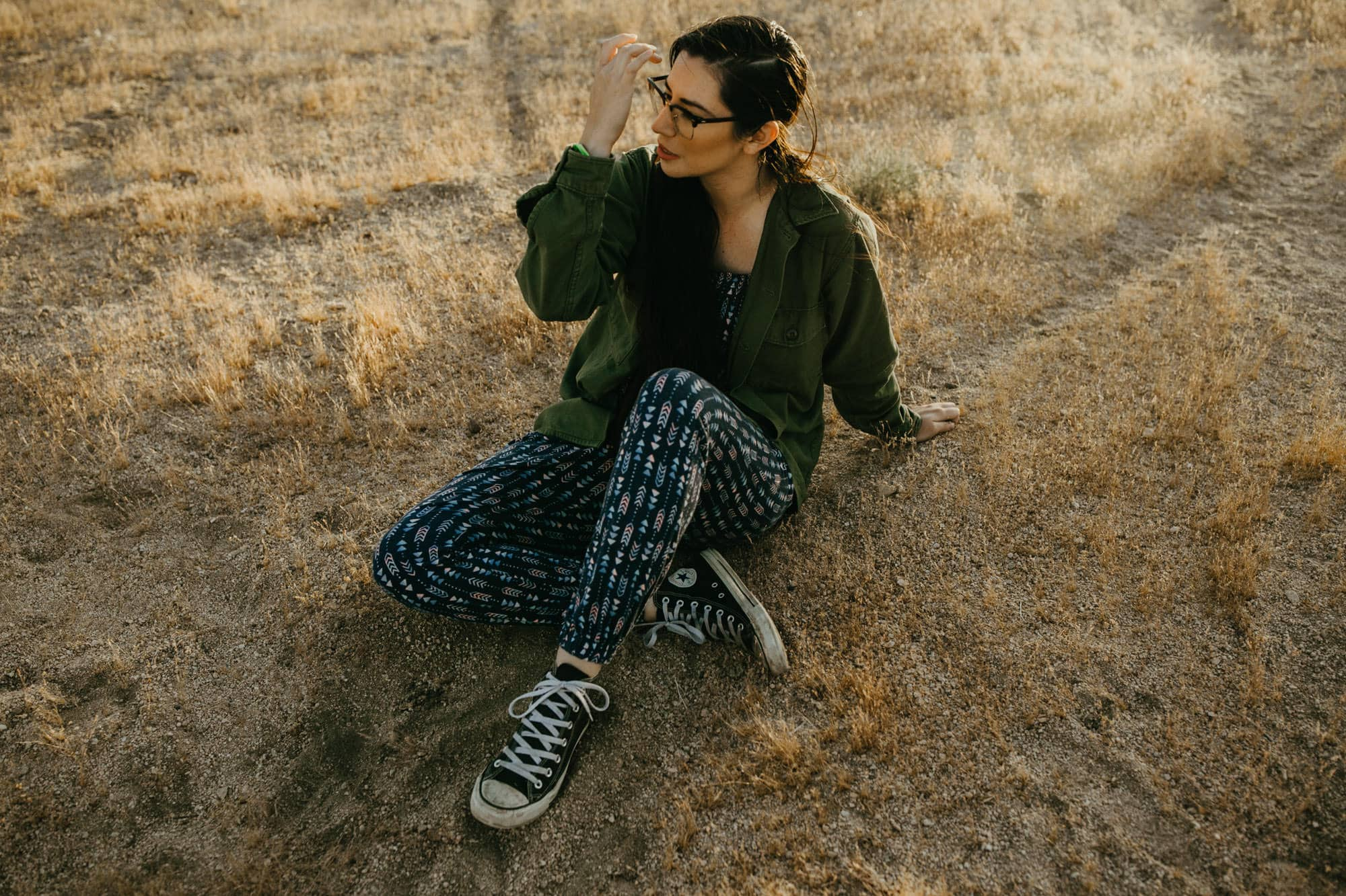 editorial in joshua tree
