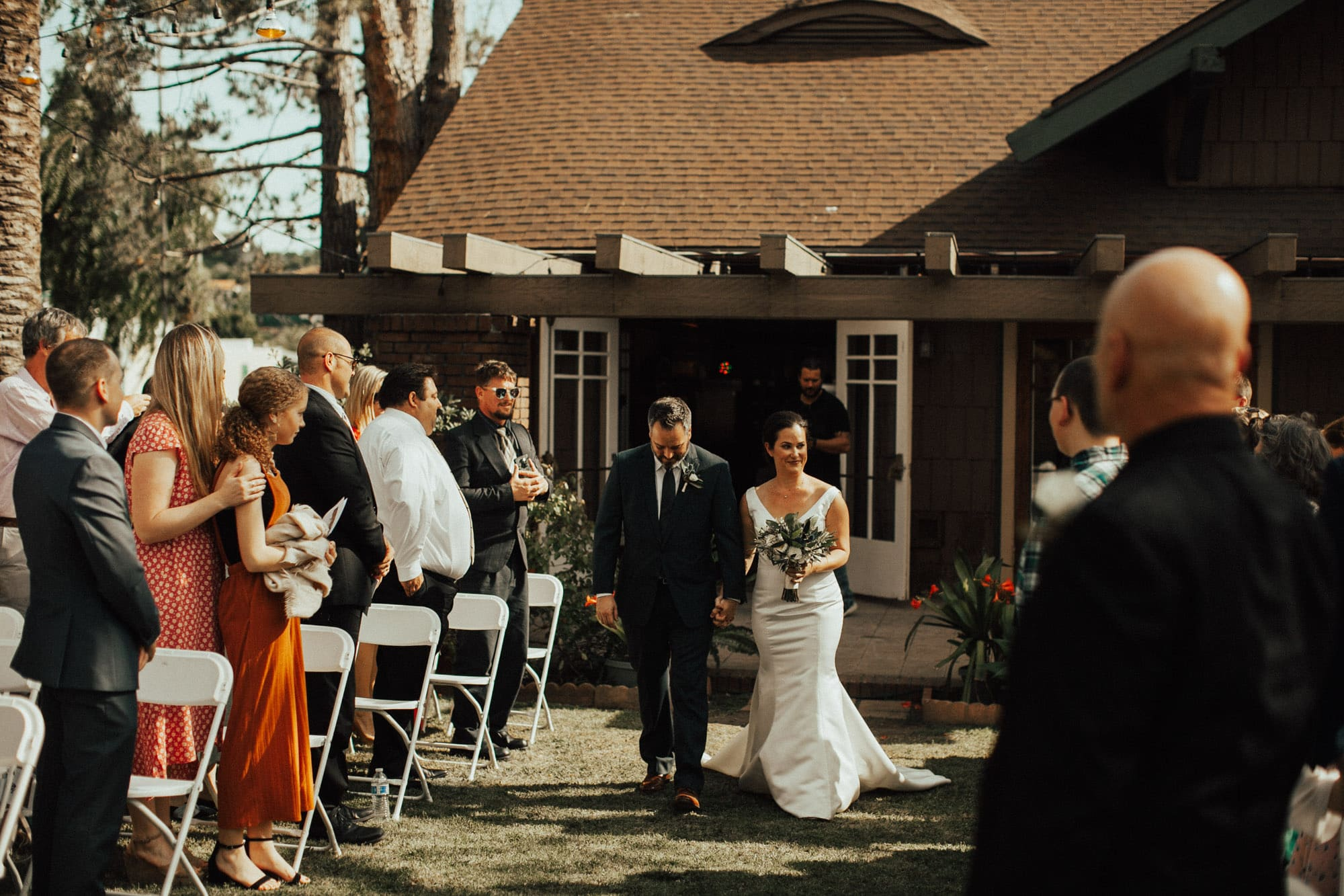 wedding at the women's 20th century club