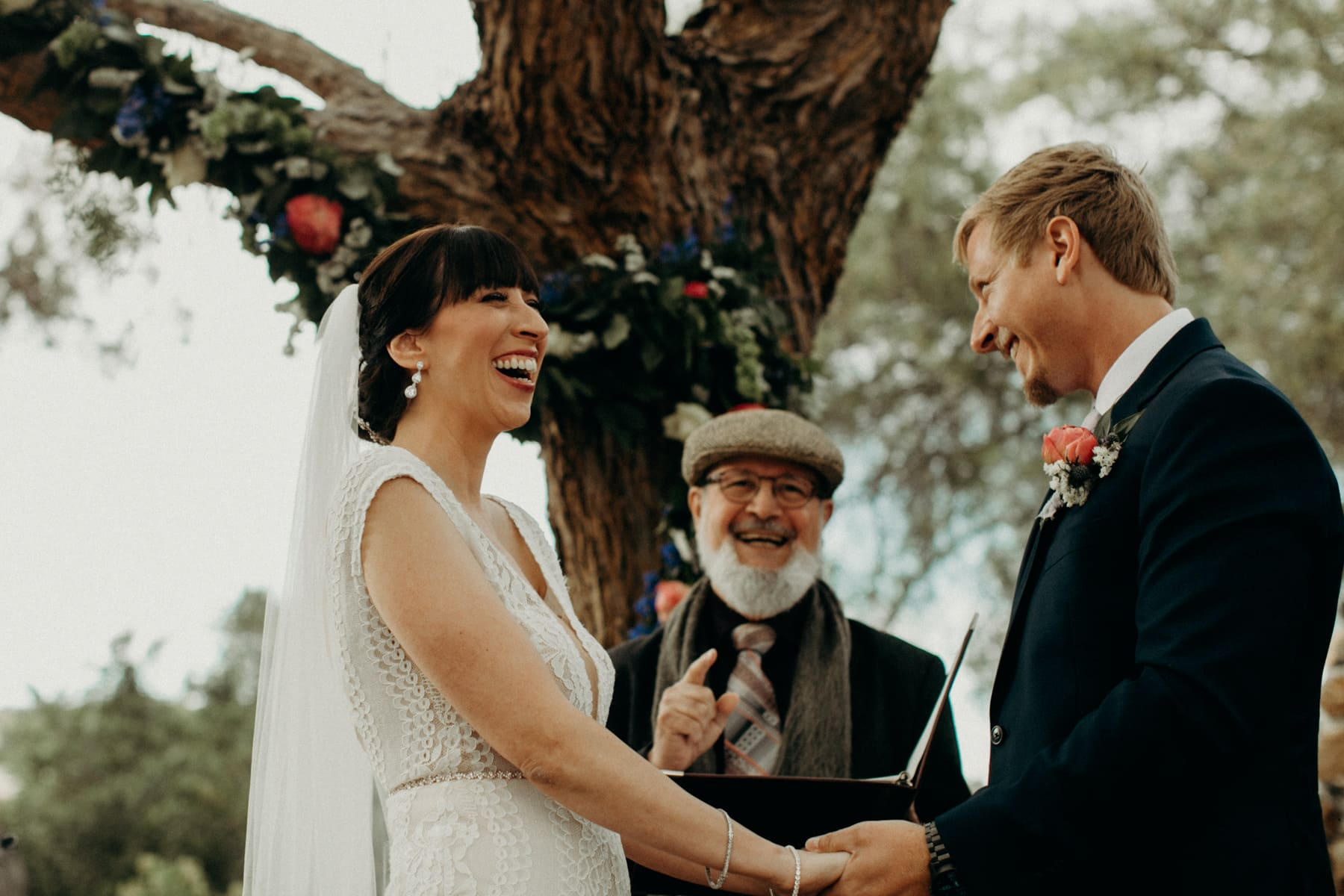 wedding at leo carrillo ranch
