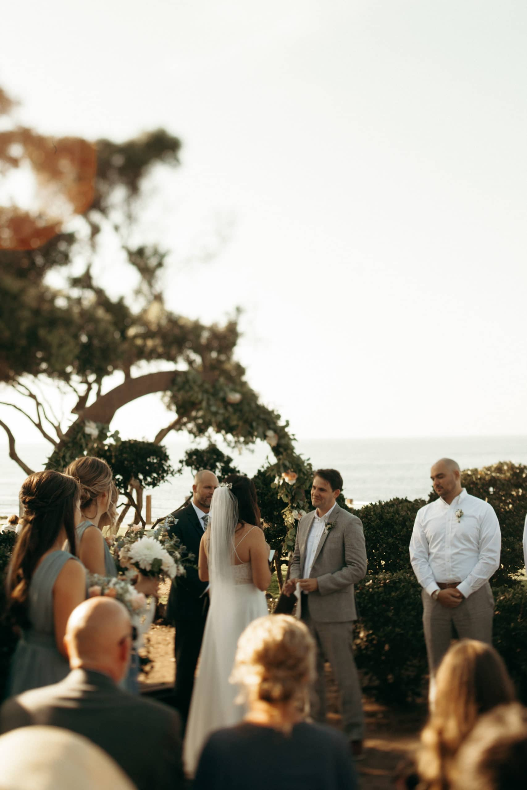 wedding at ellen browning scripps park