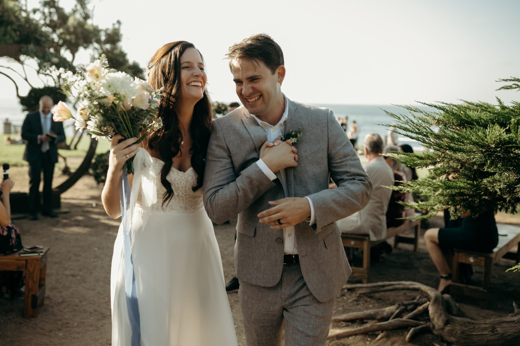 Ellen Browning Scripps Park San Diego Wedding