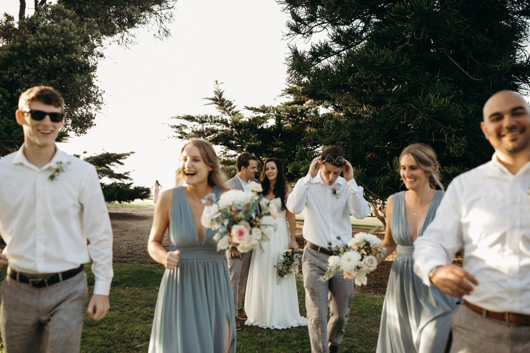 ellen browning scripps park fall wedding