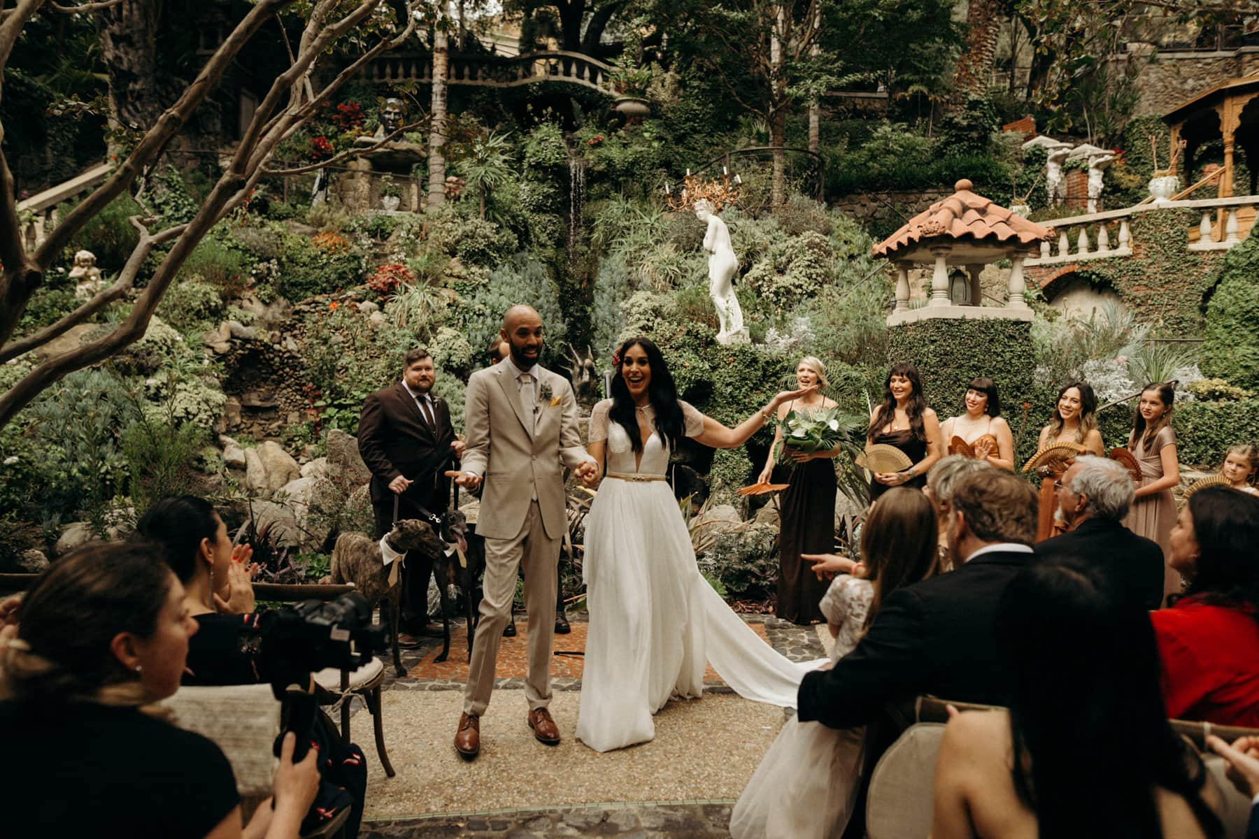 married at houdini estate