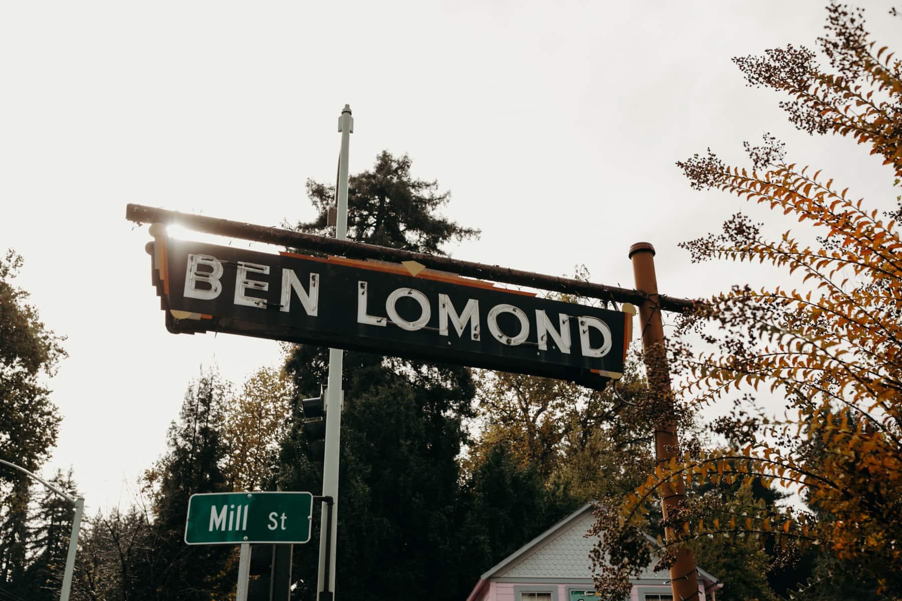 downtown ben lomond