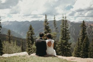 eloped in aspen, colorado