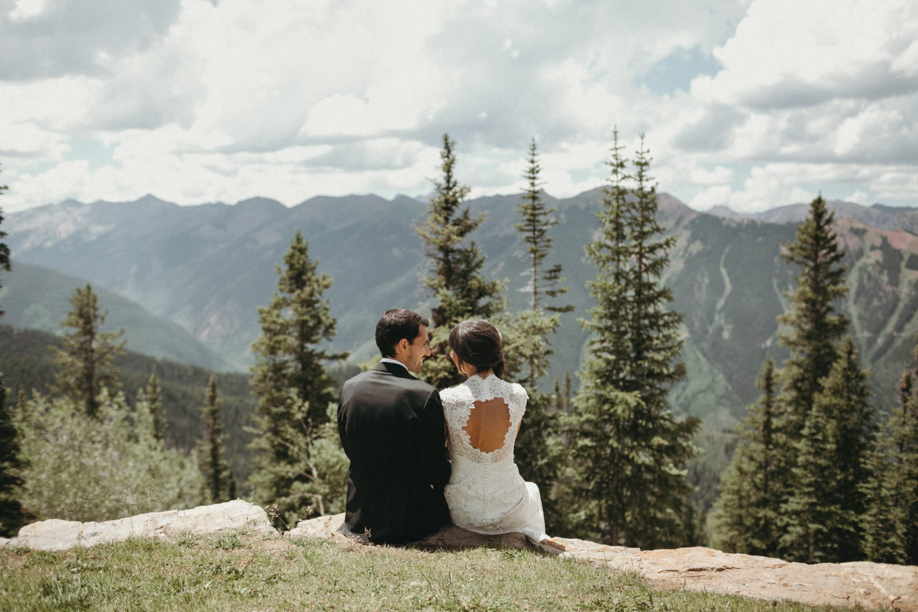 elopement at the little nell in aspen