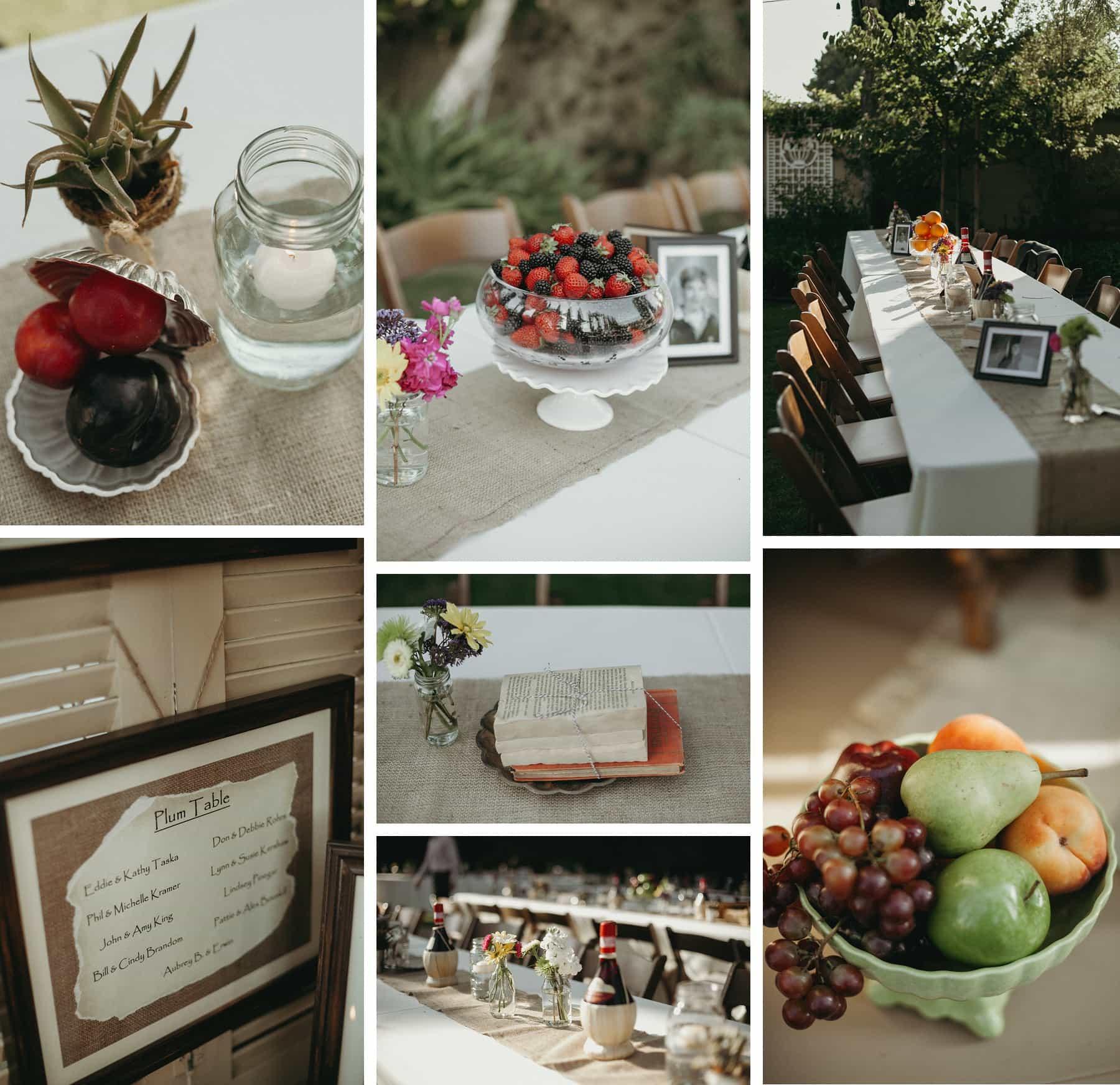 book wedding details